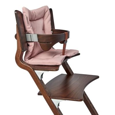 Leander Sitzkissen für Classic Hochstuhl, Dusty Rose