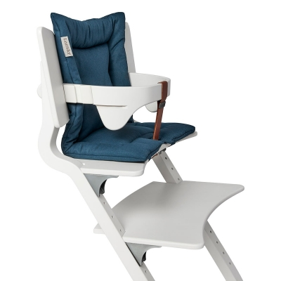 Leander Sitzkissen für Classic Hochstuhl, Dark Blue