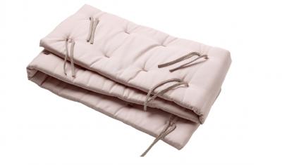 Leander Nestchen für Linea und Luna Babybett, Soft Pink