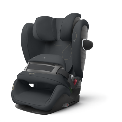 Cybex Pallas G i-Size Kindersitz, Granit Black