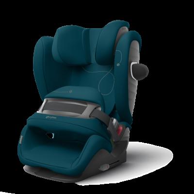Cybex Pallas G i-Size Kindersitz, River Blue