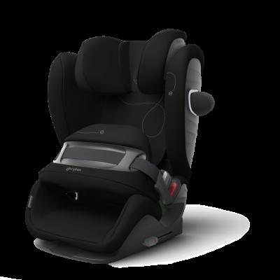 Cybex Pallas G i-Size Kindersitz, Deep Black