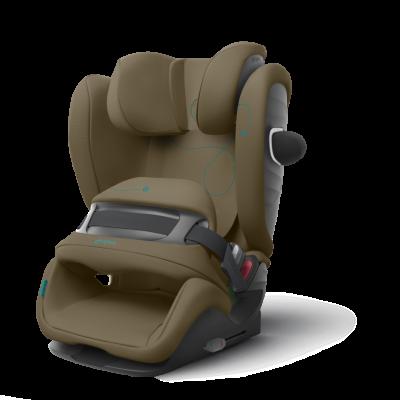 Cybex Pallas G i-Size Kindersitz, Classic Beige