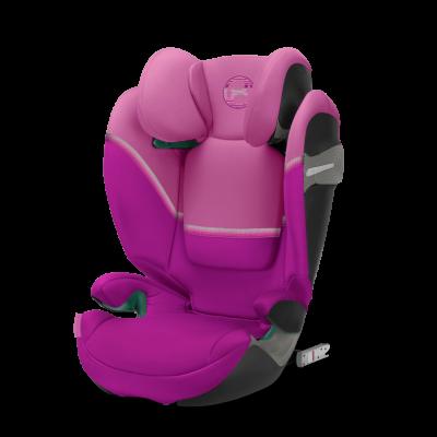 Cybex Solution S2 i-Fix, Magnolia Pink