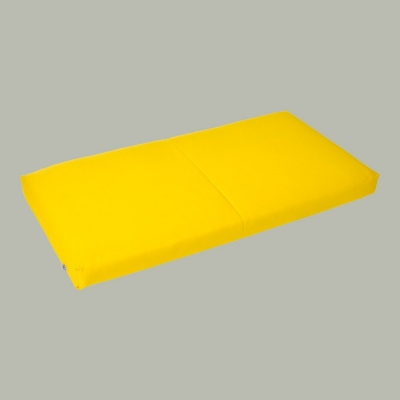 Leander Sofabezug für Matratze für Linea Babybett, Spicy Yellow