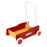 BRIO Lernlaufwagen Gelb-Rot