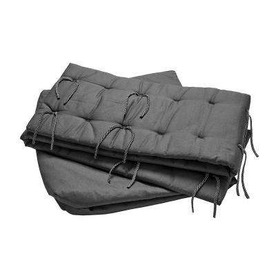 Leander Sofa-Set für Linea und Luna Babybett 120 cm, Cool Grey