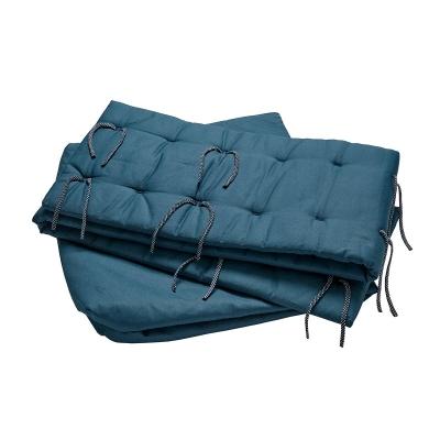 Leander Sofa-Set für Linea und Luna Babybett 120 cm, Dark Blue
