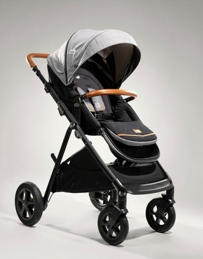 Joie Aeria Signature Kinderwagen, Carbon