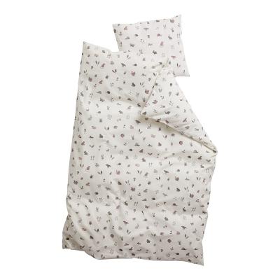 Leander Juniorbettwäsche, 100X140 cm, Forrest, Dusty Rose