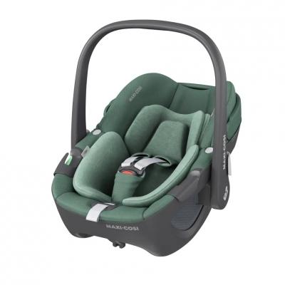 Maxi Cosi Pebble 360 Babyschale, Essential Green