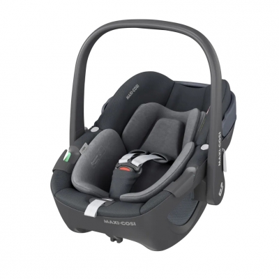 Maxi Cosi Pebble 360 Babyschale, Essential Graphite
