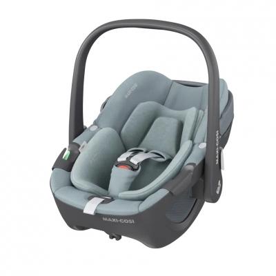 Maxi Cosi Pebble 360 Babyschale, Essential Grey