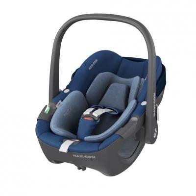 Maxi Cosi Pebble 360 Babyschale, Essential Blue