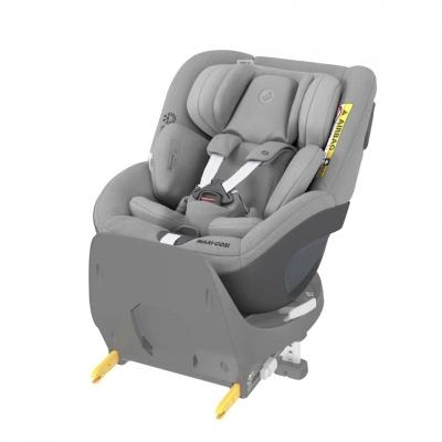 Maxi Cosi Pearl 360 i-Size Reboard-Autositz, Authentic Grey