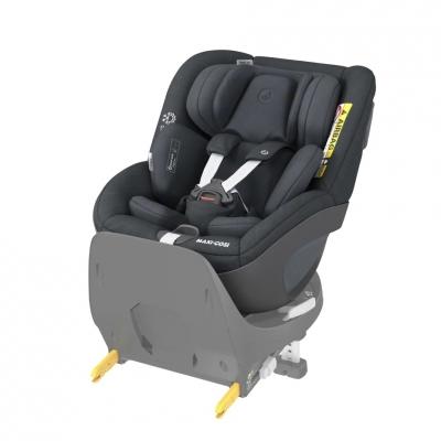 Maxi Cosi Pearl 360 i-Size Reboard-Autositz, Authentic Graphite
