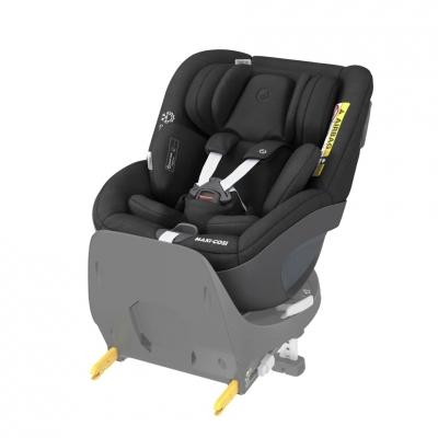 Maxi Cosi Pearl 360 i-Size Reboard-Autositz, Authentic Black