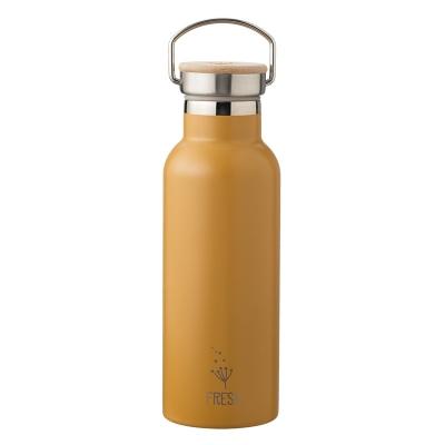 Fresk nordische Thermosflasche, 500 ml - Amber Gold