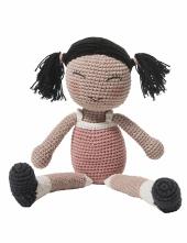 Sebra Häkel-Puppe, Ling