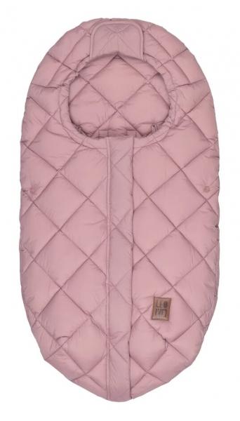 LeoKid Fusssack Light Compact, Soft Pink
