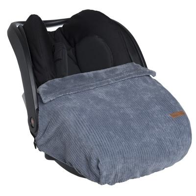 Babys Only Autositzdecke Sense, Vintage Blue