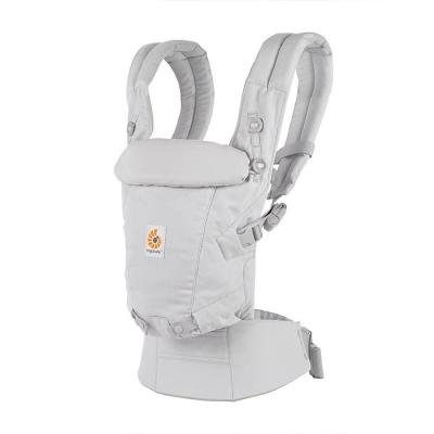 Ergobaby Adapt SoftTouch™ Cotton Babytrage, Pearl Grey