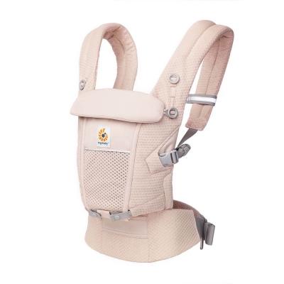 Ergobaby Adapt SoftFlex™ Mesh Babytrage, Pink Quartz
