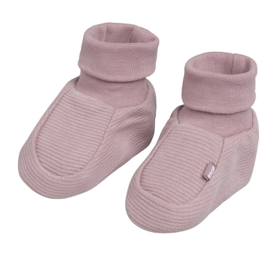 Babys only Booties Pure, Altrosa