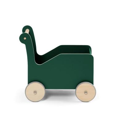 Sebra Lernlaufwagen, bottle green