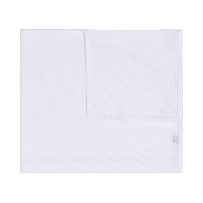 Babys only Babydecke Pure, Weiss, 70x95cm
