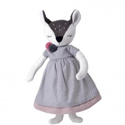 kikadu grosse Puppe Rehkitz Mädchen