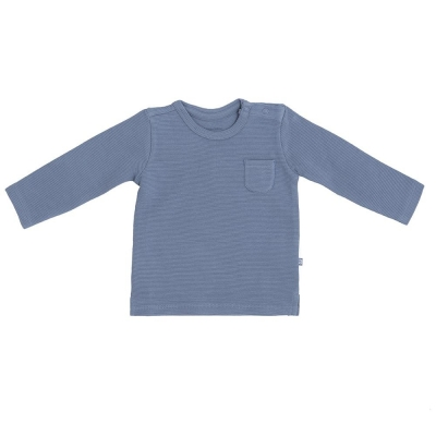 Babys only Baby Sweatshirt, Pure Vintage Blue