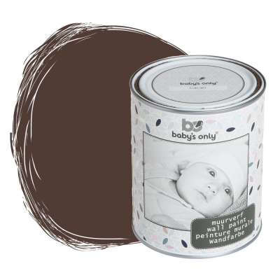 Babys only Wandfarbe Cacao - 1 Liter