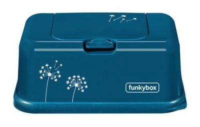FunkyBox Feuchttücher Box, Dandelion