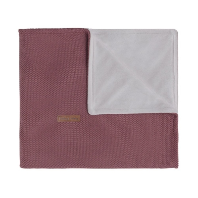 Babys only Babydecke soft Classic, Stone Red
