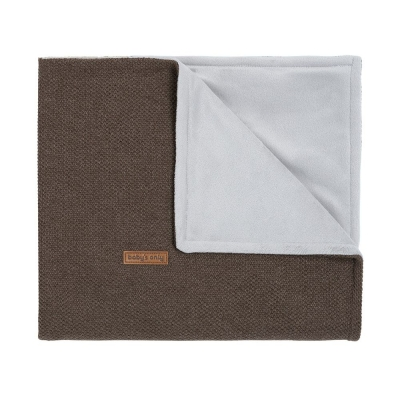 Babys only Babydecke soft Classic, Cacao