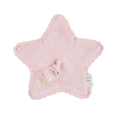 Babys only Schnullertuch Reef, Misty Pink