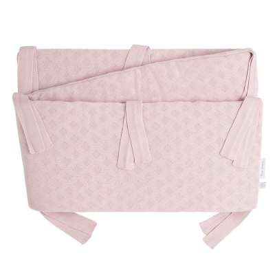 Babys only Bett/Laufgitter Nestchen Reef, Misty Pink