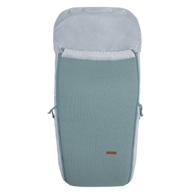 Babys only Fusssack Classic, Stonegreen