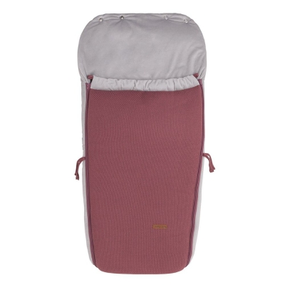 Babys only Fusssack Classic, Stone Red