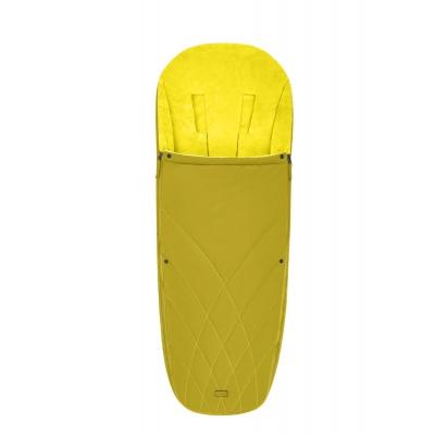 Cybex Platinum Fusssack, Mustard Yellow