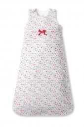 Baby Schlafsack von Petit Bateau, Erdbeeren