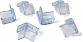 reer Eckenschutz, transparent, 4 Stück