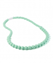 Milkii Stillkette Kaukette, Small Pearls Big, Mint