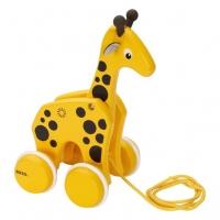 BRIO Nachzieh-Giraffe