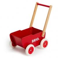 BRIO Holz-Puppenwagen, Rot