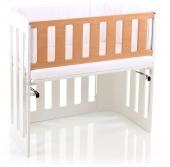 Babybay Trend Verschlussgitter, Buche lackiert