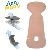 AeroMoov Air Layer, Sommerunterlage für Kinderwagen/ Buggy - sand