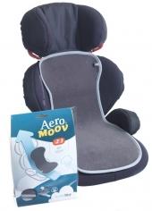 AeroMoov Air Layer, Sommer-Sitzeinlage für Kindersitze Gr. 2/3 - Grau