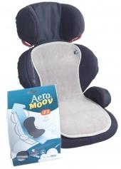 AeroMoov Air Layer, Sommer-Sitzeinlage für Kindersitze Gr. 2/3 - Sand